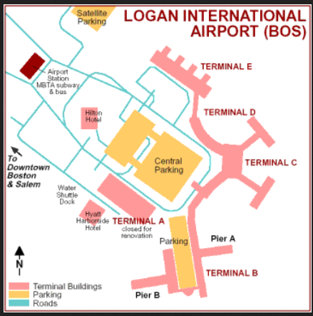 logan airport boston