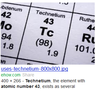 technetium43atomic